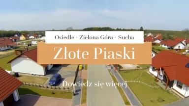 Osiedle Złote Piaski - domy Zielona Góra - Sucha