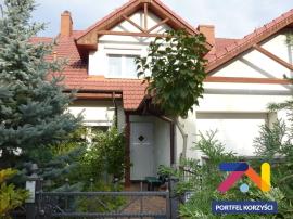Piękny dom szeregowy z garażem w dzielnicy Jędrzychów !!!