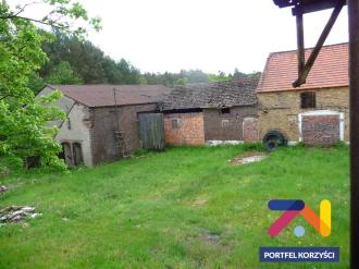 Dom wolnostojący w gm Lubsko na sprzedaż