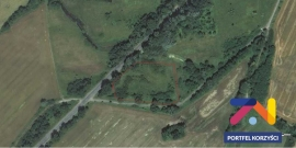 Działka rolna o powierzchni 8605 m2 w Cigacicach