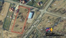 Działka inwestycyjna w Nowogrodzie Bobrzańskim o pow. 6713 m.kw. na sprzedaż