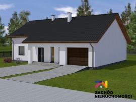 Dom wolnostojących przy granicy lasu w Płotach na sprzedaż!!!