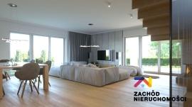 Piękna nowoczesna willa 327 m2 na skraju lasu!