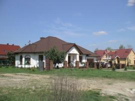 Parterowy dom wolno stojący o pow. 155 m.kw. w okolicy Zielonej Góry.